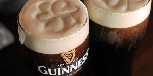 shamrock and guinness cropped